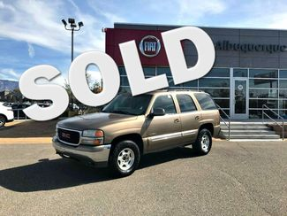 2004 GMC Yukon SLE in Albuquerque New Mexico, 87109