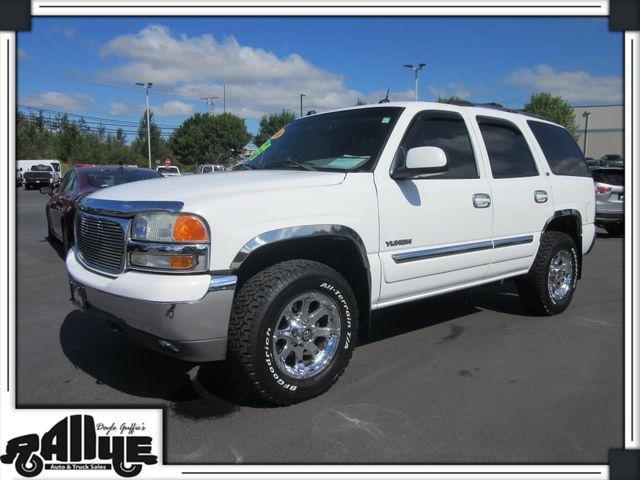 2004 GMC Yukon SLT AWD
