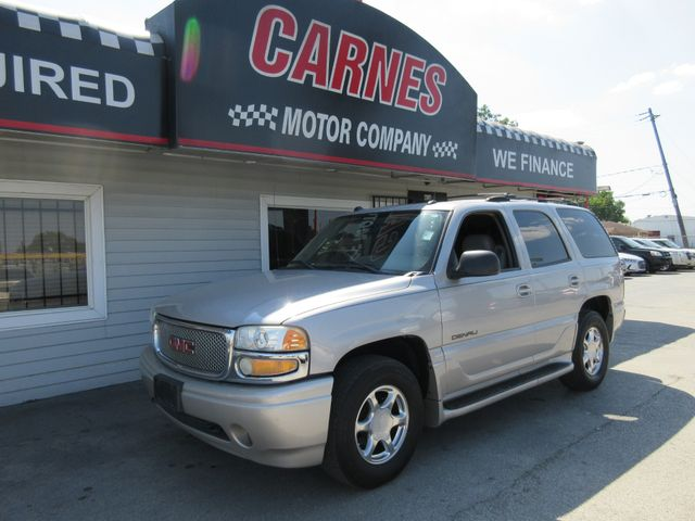 2004 GMC Yukon Denali, PRICE SHOWN IS THE DOWN PAYMENT south houston, TX 0