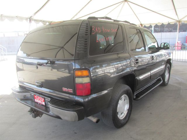 2004 GMC Yukon SLT Gardena, California 2
