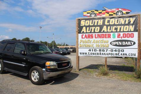 2004 GMC Yukon SLT in Harwood, MD