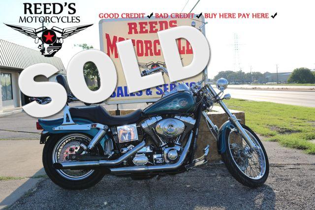 2004 Harley Davidson Dyna in Hurst Texas