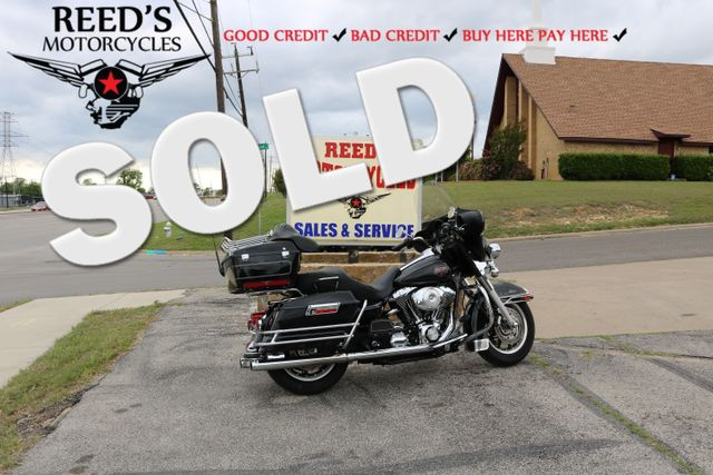 2004 Harley-Davidson Electra Glide® Classic   Hurst, Texas   Reed's Motorcycles in Hurst Texas