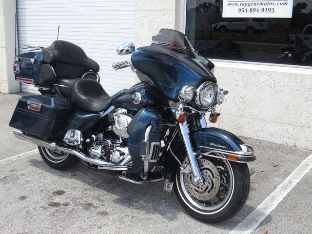 2004 Harley Davidson Electra Glide Ultra Classic in Dania Beach Florida, 33004