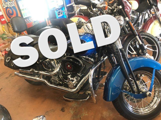 2004 Harley-Davidson Fat Boy  - John Gibson Auto Sales Hot Springs in Hot Springs Arkansas