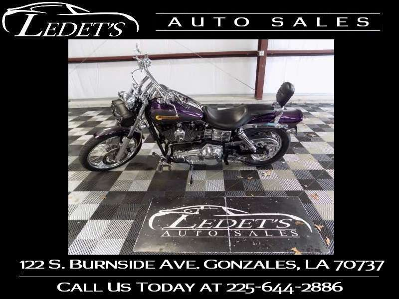 2004 Harley Davidson Soft Tail Deuce  - Ledet's Auto Sales Gonzales_state_zip in Gonzales Louisiana