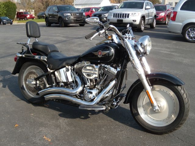 2004 Harley-Davidson Softail® Fat Boy®