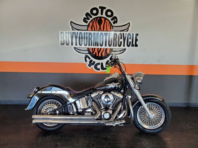 2004 Harley Davidson SOFTAIL FAT BOY FLSTFI FATBOY in Arlington, Texas 76010