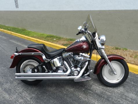 2004 Harley-Davidson Softail Fat Boy Fatboy FLSTFI EXCELLENT CONDITION! MUST SEE! in Hollywood, Florida