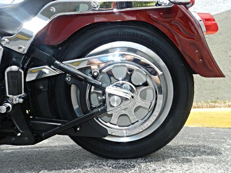 2004 Harley-Davidson Softail Fat Boy Fatboy FLSTFI LOADED EXCELLENT CONDITION  30 Day Warranty  city Florida  MC Cycles  in Hollywood, Florida