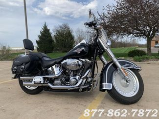 2004 Harley-Davidson SOFTAIL FAT BOY FLSTF FAT BOY FLSTF in Chicago, Illinois 60555