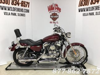 2004 Harley-Davidson SPORTSTER 1200 CUSTOM XL1200C 1200 CUSTOM XL1200C in Chicago, Illinois 60555