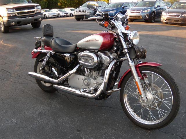 2004 Harley-Davidson Sportster® 883 Custom in Ephrata, PA 17522