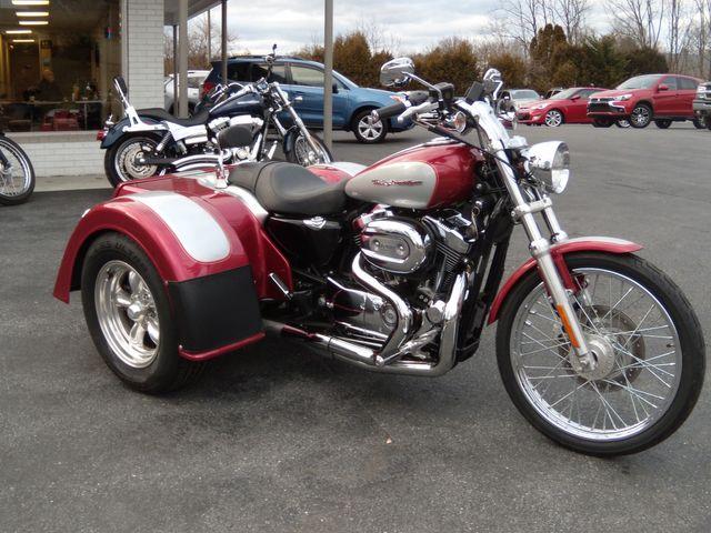 2004 Harley-Davidson Sportster® 1200 Custom MOTORTRIKE