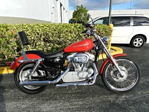 2004 Harley-Davidson Sportster XL883C Custom 883 Custom + EXTRAS +**30 DAY WARRANTY! in Hollywood, Florida