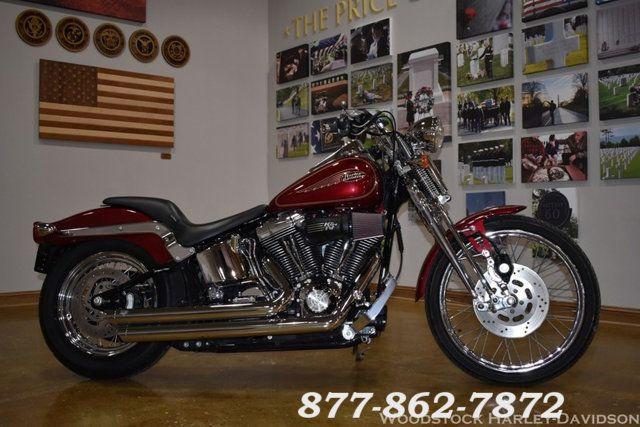 2004 Harley-Davidson SPRINGER SOFTAIL FXSTSI SPRINGER FXSTSI