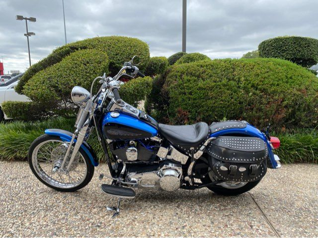 2004 Harley-Davidson Springer Softail FXSTSI in McKinney, TX 75070