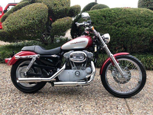 2004 Harley-Davidson XL 883 Custom