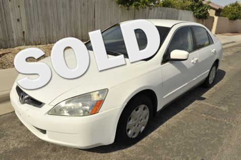 2004 Honda Accord LX in Cathedral City