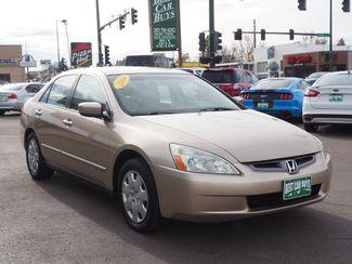 2004 Honda Accord LX Englewood, CO 2