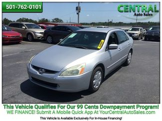 2004 Honda Accord LX | Hot Springs, AR | Central Auto Sales in Hot Springs AR
