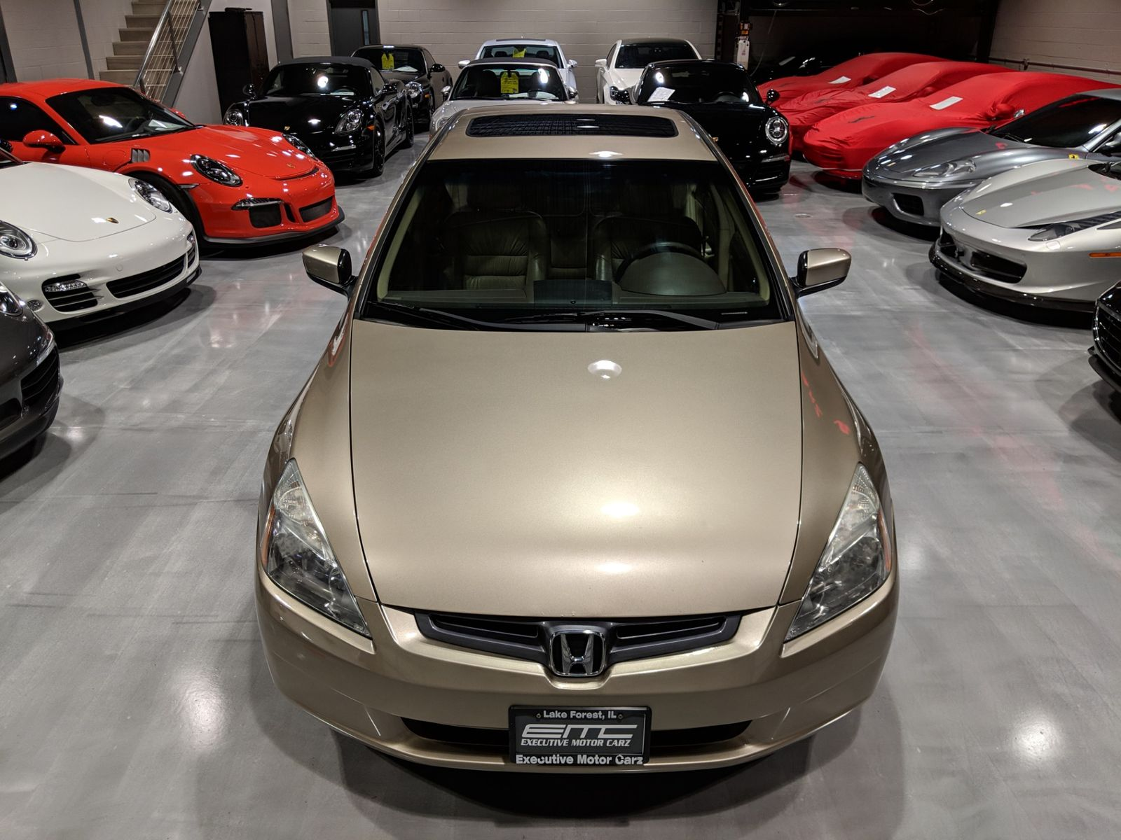 2004 Honda Accord Ex L Lake Forest Il Executive Motor Carz In