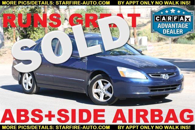 2004 Honda Accord EX Santa Clarita, CA