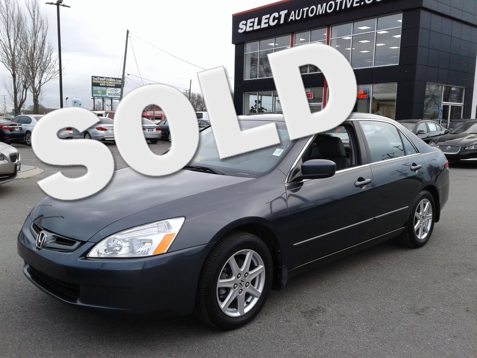 2004 Honda Accord EX city Virginia Select Automotive VA