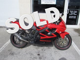 2004 Honda CBR600F4i in Dania Beach Florida, 33004