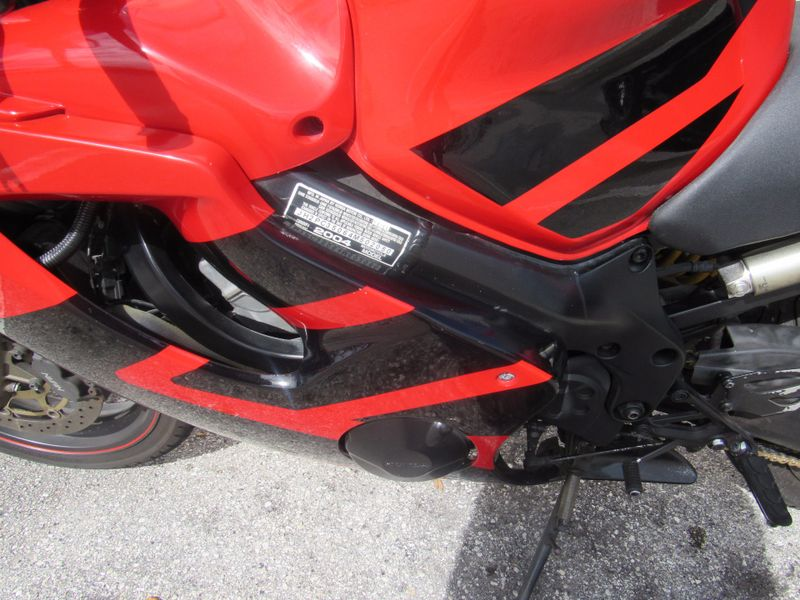 2004 Honda CBR600F4i   city Florida  Top Gear Inc  in Dania Beach, Florida
