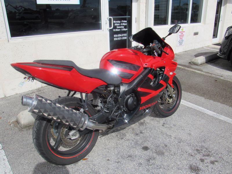 2004 Honda CBR600F4i   city Florida  Top Gear Inc  in Dania Beach, Florida
