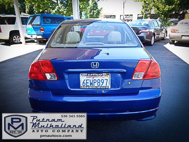 2004 Honda Civic VP Chico, CA 5