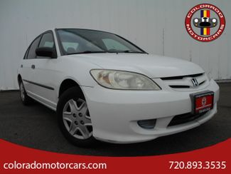 2004 Honda Civic VP in Englewood, CO 80110