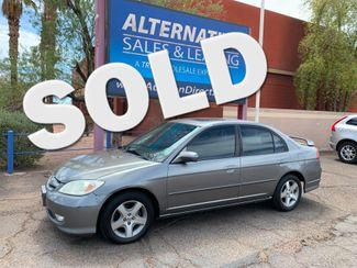 2004 Honda Civic EX 3 MONTH/3,000 MILE NATIONAL POWERTRAIN WARRANTY Mesa, Arizona