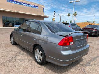 2004 Honda Civic EX 3 MONTH/3,000 MILE NATIONAL POWERTRAIN WARRANTY Mesa, Arizona 2