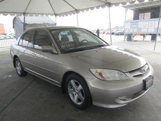 2004 Honda Civic EX Gardena, California 3
