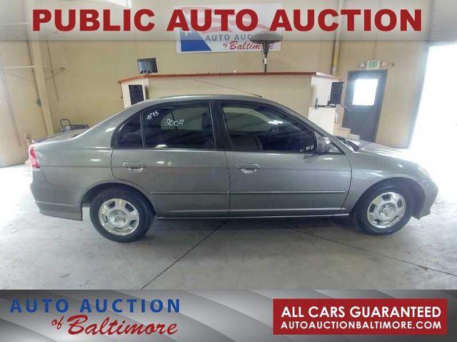 2004 Honda Civic  | JOPPA, MD | Auto Auction of Baltimore  in Joppa MD