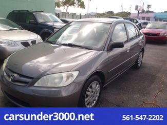 2004 Honda Civic LX Lake Worth , Florida