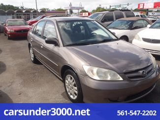 2004 Honda Civic LX Lake Worth , Florida 1