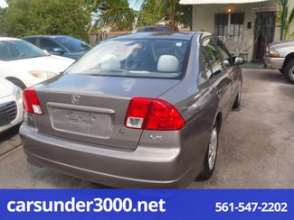 2004 Honda Civic LX Lake Worth , Florida 2