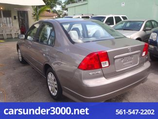 2004 Honda Civic LX Lake Worth , Florida 3