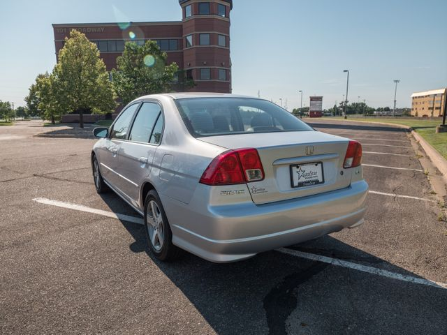 2004 Honda Civic EX with a 6 month 6000 miles warranty Maple Grove, Minnesota 2
