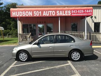 2004 Honda Civic LX | Myrtle Beach, South Carolina | Hudson Auto Sales in Myrtle Beach South Carolina