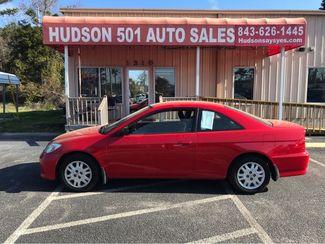 2004 Honda Civic LX | Myrtle Beach, South Carolina | Hudson Auto Sales in Myrtle Beach South Carolina