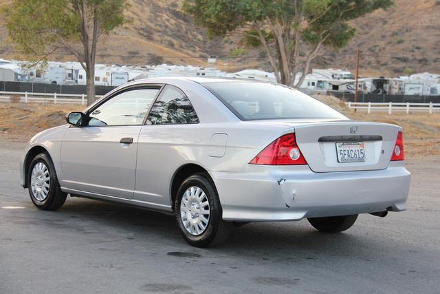 2004 Honda Civic VP Santa Clarita, CA 5