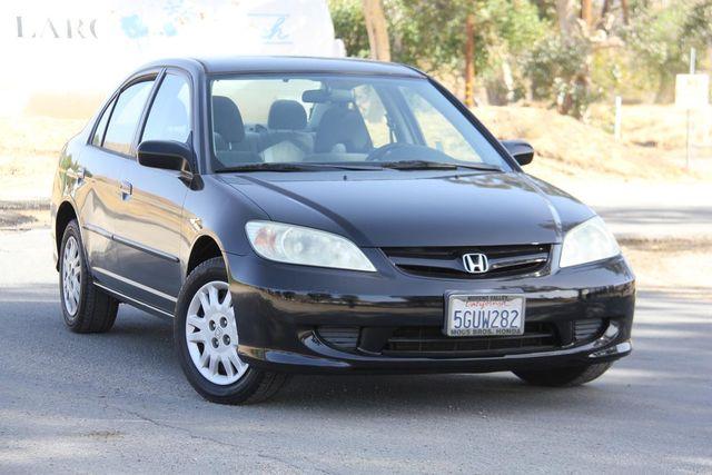 2004 Honda Civic LX Santa Clarita, CA 3