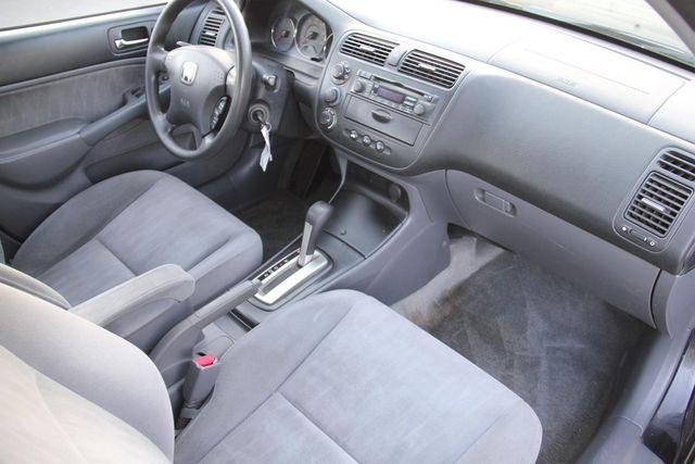 2004 Honda Civic LX Santa Clarita, CA 9