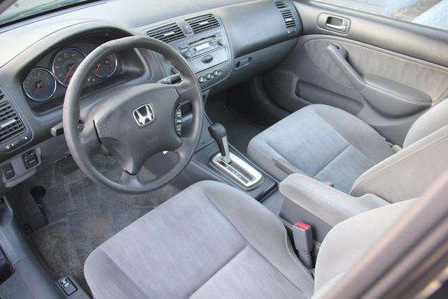 2004 Honda Civic LX Santa Clarita, CA 8