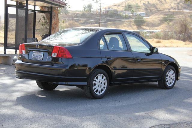2004 Honda Civic LX Santa Clarita, CA 6