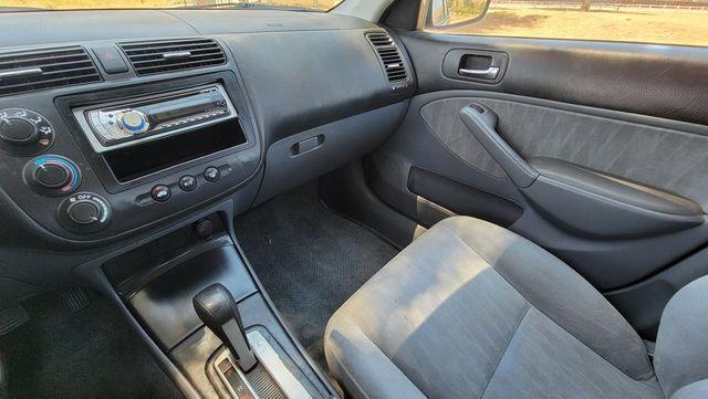 2004 Honda Civic LX Santa Clarita, CA 18